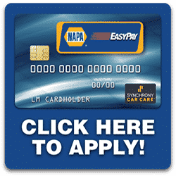 Apply to NAPA Easy Pay