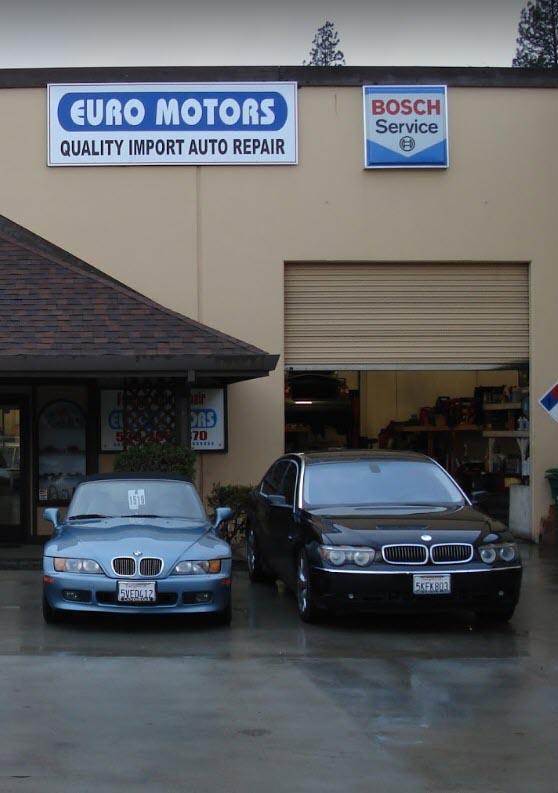 Auto Repair in Nevada City, California