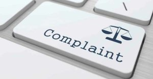 citizen complaint, justice scales keyboard, complaint keyboard
