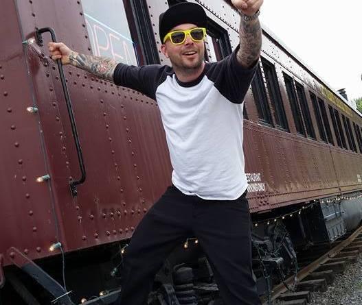shane morey, shane morey train