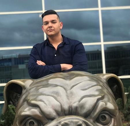 AMHS Senior Pedro Martinez awarded full-ride Act Six Scholarship