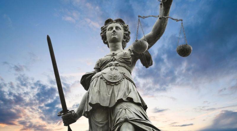 WA Supreme Court, Lady Justice,