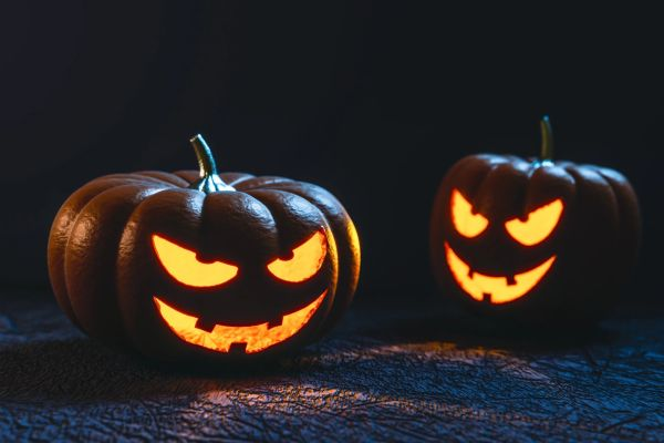 Halloween, Haunted House