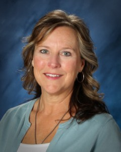 Tami Bauer, office manager at Lakeland Hills Elementary, ASD, ASD outstanding staff member, ASD school board