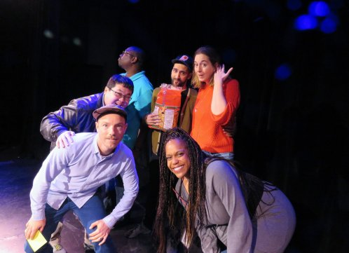 KC Novak, Taylor Clark, Robert Peng, Harry Riley, Harry J Riley, Zahid Dewji, Vanessa Dawn,, K.C. Novak, Auburn Ave Theater, Auburn avenue theater, auburn wa, auburn, city of auburn, sicc, seattle international comedy, auburn wa comedy, comedy competition