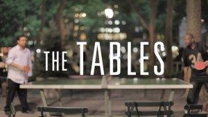 the tables, auburn adventure film fest, auburn wa