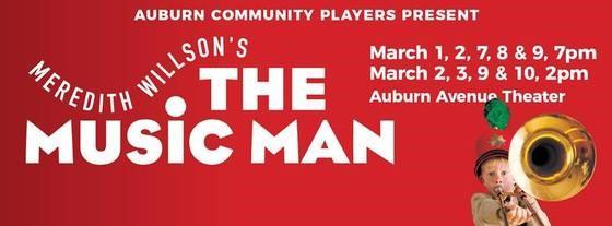 city of auburn, auburn ave theater, auburn avenue theater, mucis man, auburn community players