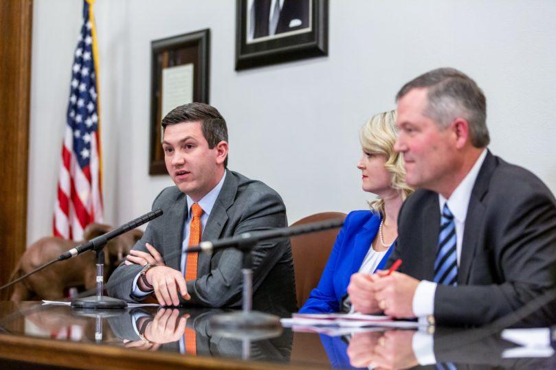 Rep. Drew Stokesbary, Drew Stokesbary, Auburn Representative, 31st District