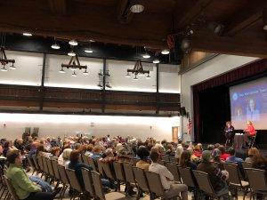 Kim Schrier, Nancy Backus, Mayor Backus, Dr. Kim Schrier, 8th District
