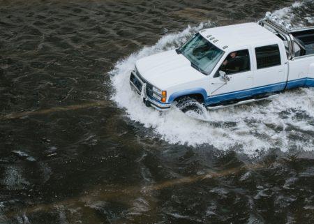 flood zone, flooding, green river