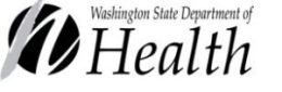 wa state department of health, department of health