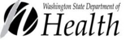 wa state department of health logo
