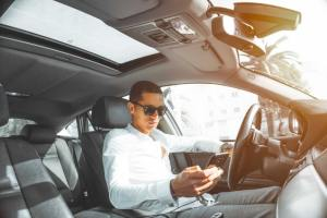 Distracted driving, texting while driving