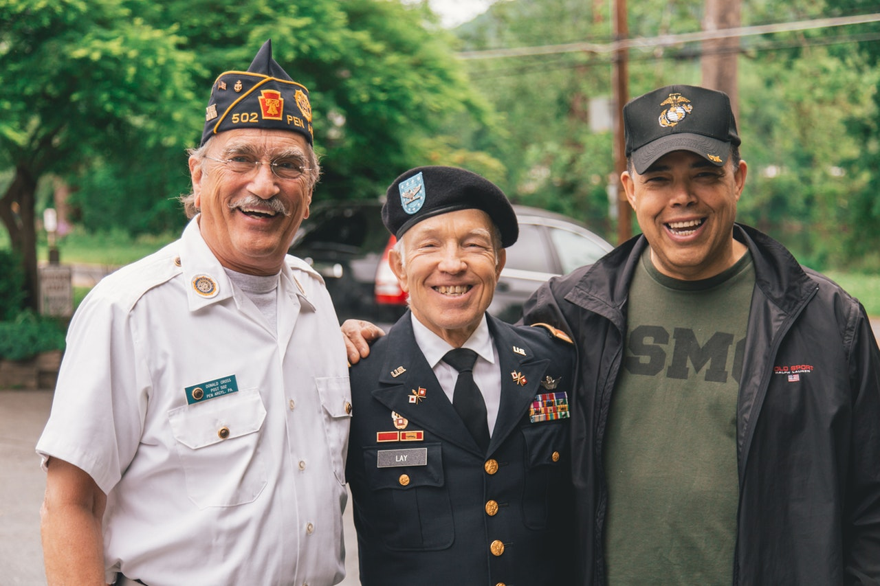 veterans, Outstanding Service to Veterans Awards, auburn's veterans day parade