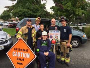 fill the boot, vrfa, mda, muscular dystrophy