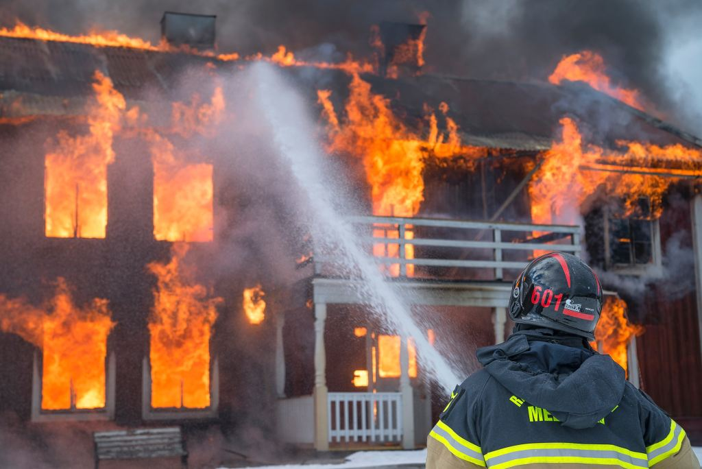 house fire, fire safety, fire prevention, fire prevention week