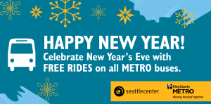 new years, metro, king county metro, seattle new years