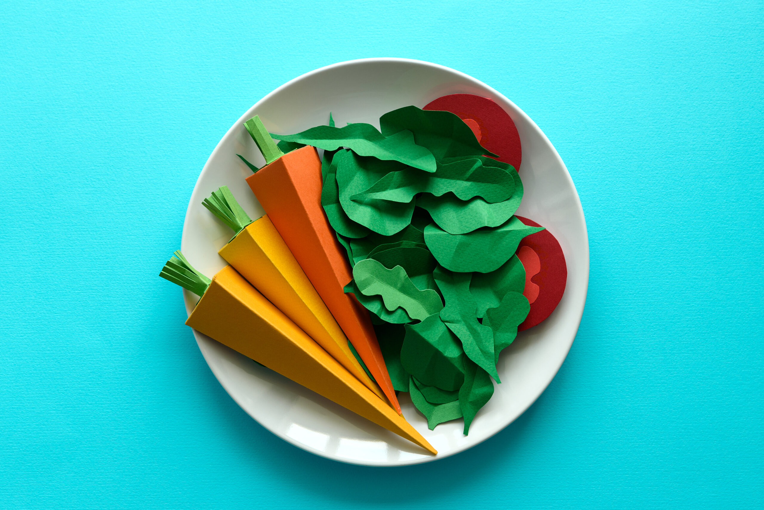 fake food, fake healthy food, health vs unhealthy food