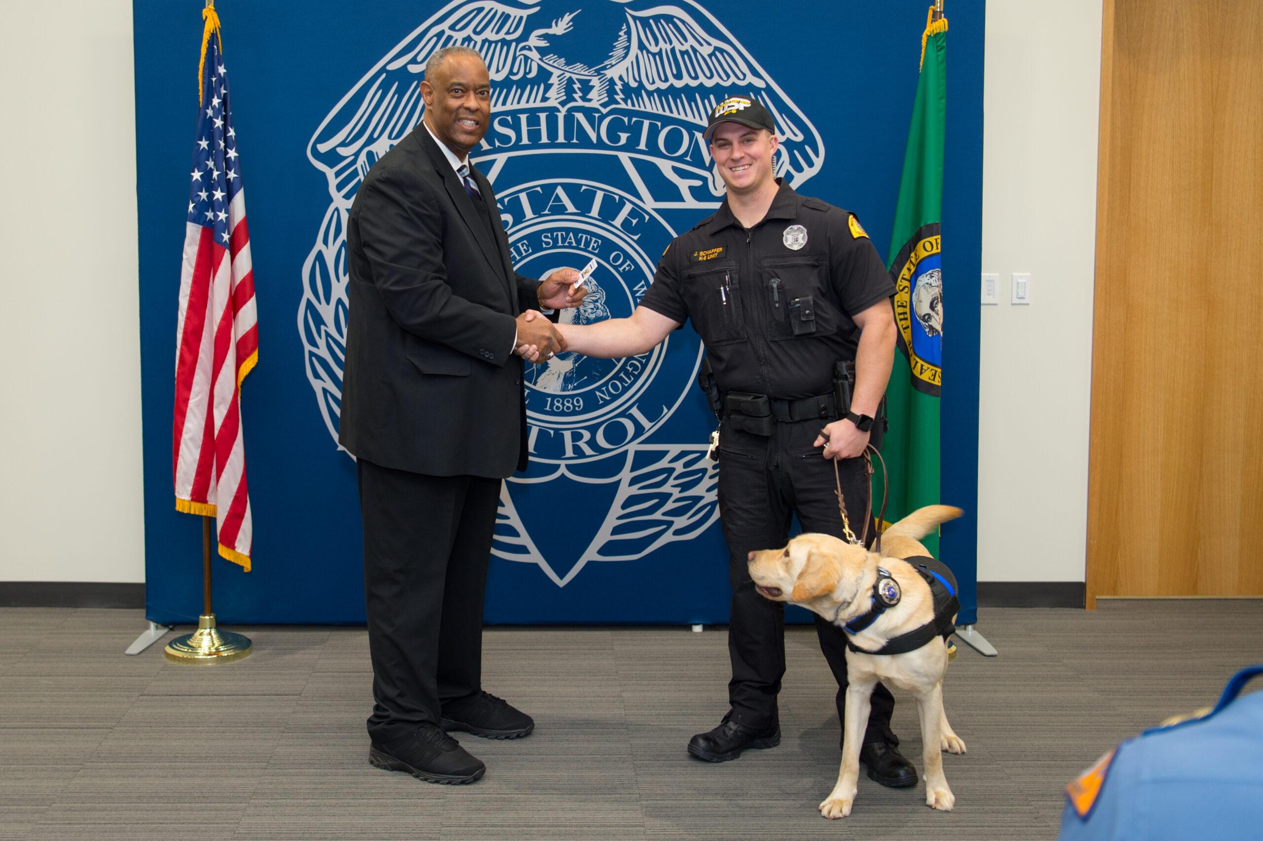 Washington state Patrol, Trooper Justin R. Schaffer, wsp trooper, wsp trooper killed in the line of duty