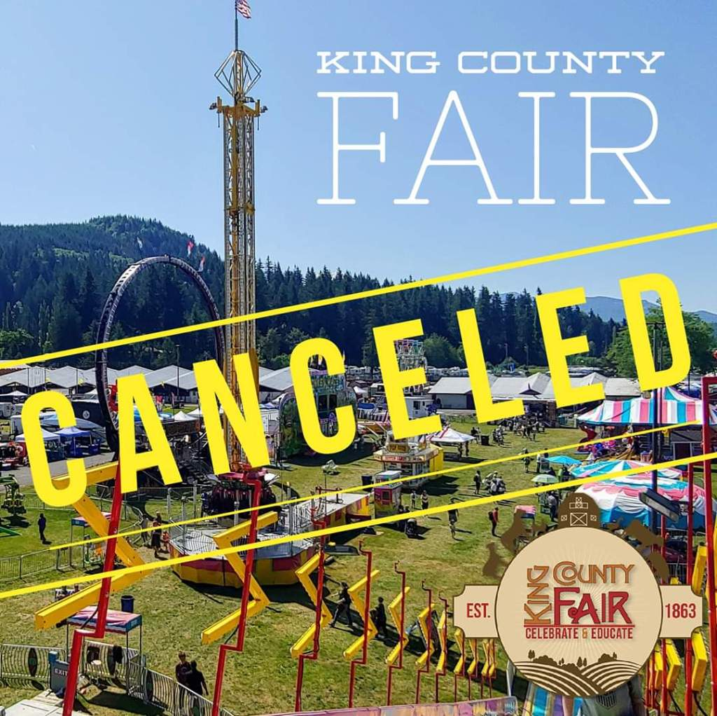 King county fair, enumclaw expo center, king county fair cancelled, why was the king county fair canceled, was the king county fair cancelled, when is the king county fair