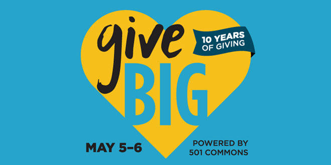 give big washington, give big wa 2020, give big wa auburn, auburn nonprofits give big wa