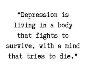 mental health, mental health awareness month, depression, depression quotes,