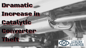 catalytic converter, prius catalytic converter, catalytic converter theft, king county catalytic converter theft, why catalytic converter theft, auburn wa catalytic converter theft, scrap catalytic converter, auburn police catalytic converter theft