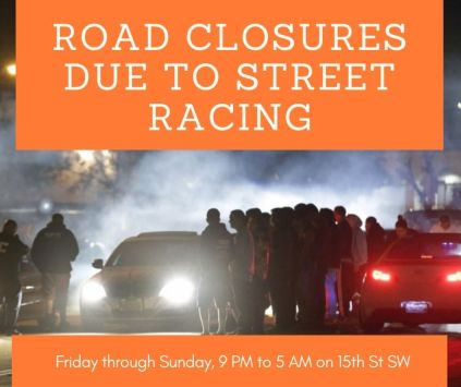 apd, auburn police department, auburn pd, auburn wa street racing, why is the road closed, 15th st nw, outlet collection, car meet, street racing notice, illegal street racing auburn wa