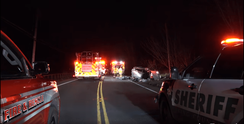 south king fire and rescue, mva, motor vehicle accident, car accident, jaws of life, maga