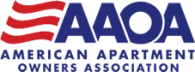 American Apartment Owners Assn logo