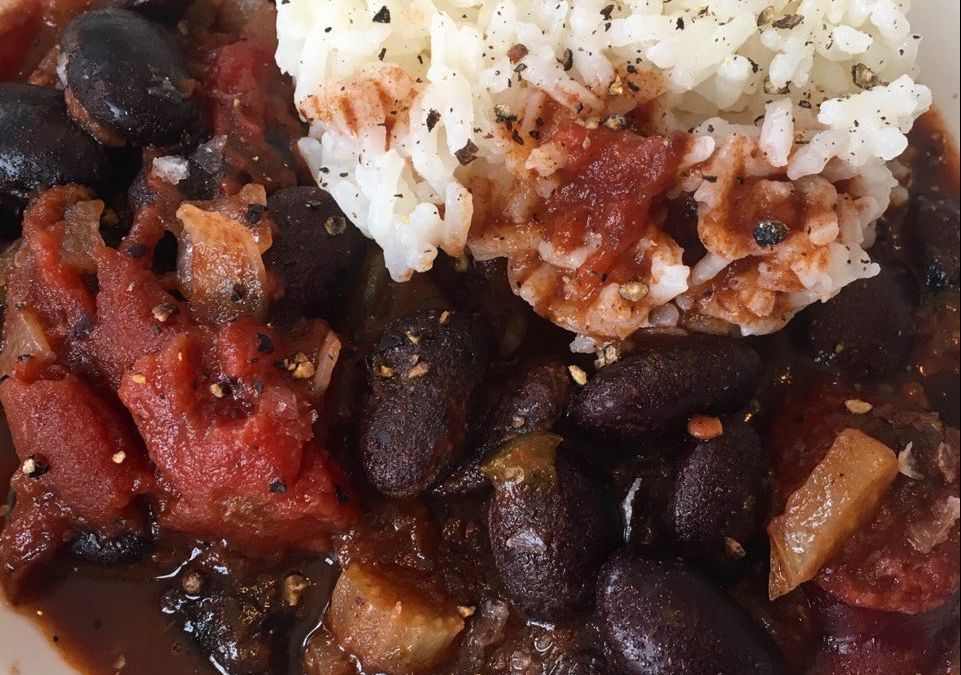 Yinzer Red Beans and Rice