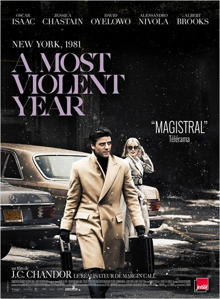 A Most Violent Year Affiche