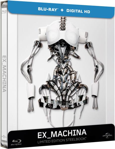 Date de sortie : 3 juin 2015 Réalisé par Alex Garland Avec : Domhnall Gleeson, Alicia Vikander, Oscar Isaac… Genre : Science fiction Durée : 1H48