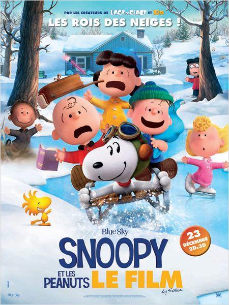 Snoopy Et Les Peanuts affiche