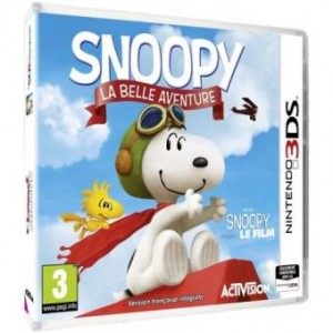 snoopy-3DS