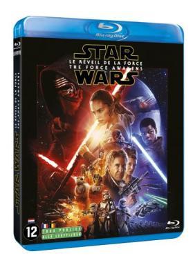 Blu-ray Star Wars 7 Le Reveil De La Force