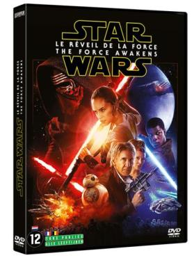 DVD Star Wars 7 Le Reveil De La Force