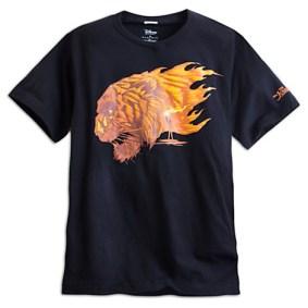 Le Livre De La Jungle produits dérivés t-shirt homme shere khan