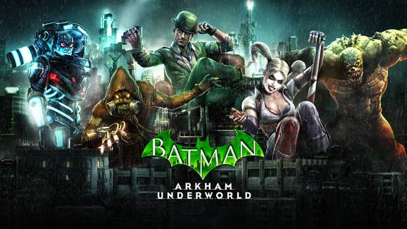 Batman Arkham Underworld image