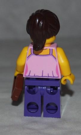 Set LEGO 40236 Pique-nique romantique de la Saint-Valentin-minifigure fille 2