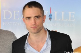 Deauville 2017 Photocall Good Time Robert Pattinson