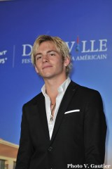 Ross Lynch My Friend Dahmer Photocall Deauville 2017