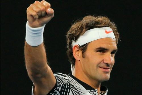 Federer vainqueur de l'Open d'Australie