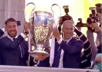 Zidane Real Madrid ligue des champions