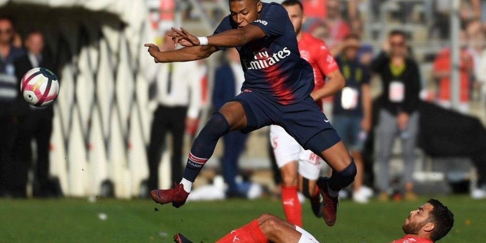 Ligue1 4ème journée MBappé PSG