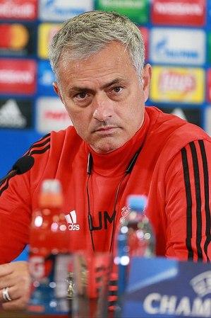 Manchester United José Mourinho limogé