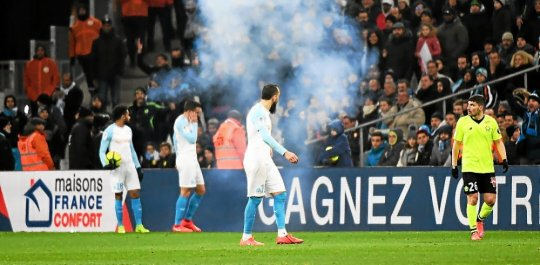 Ligue 1 : l'OM s'incline devant Lille dans une ambiance tendue au Stade Vélodrome