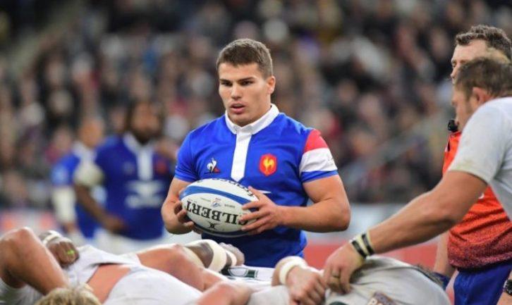 Rugby XV de France : Antoine Dupont sera l'un des leaders de l'équipe de France pour 2023