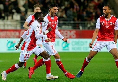 Ligue 1 25ème journée : le Stade de Reims, vainqueur de Rennes, confirme sa remarquable saison