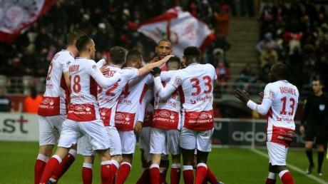 Ligue 1 26ème journée : le Stade de Reims, vainqueur à Montpellier, se pose en sérieux outsider pour la fin de saison